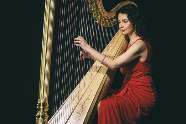 >>> the harpist