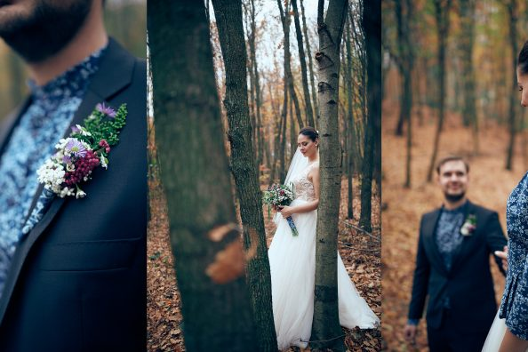 Veronika and Matej Wedding