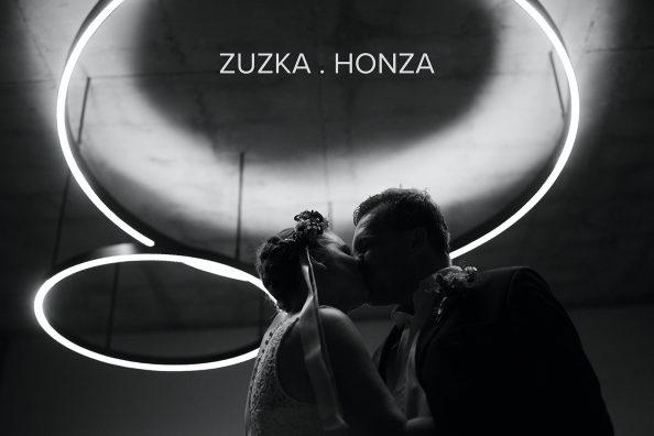 Zuzka and Honza