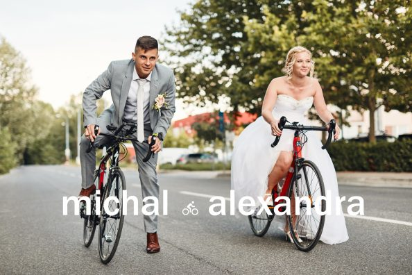 Alexandra and Michal